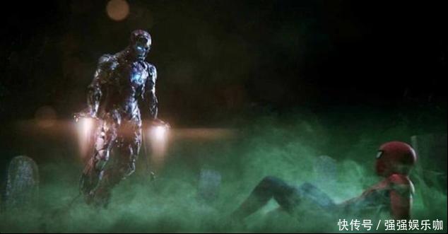 """蜘蛛侠2新剧照:""""丧尸版""""钢铁侠真容再现,却为何会引起众怒?"""