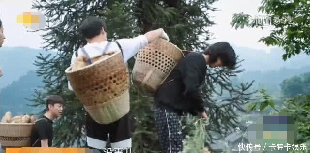 《向往3》吴亦凡空降蘑菇屋,谁注意何炅对他称