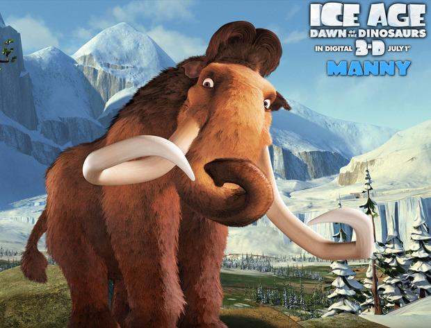 冰河世纪5什么时候上映