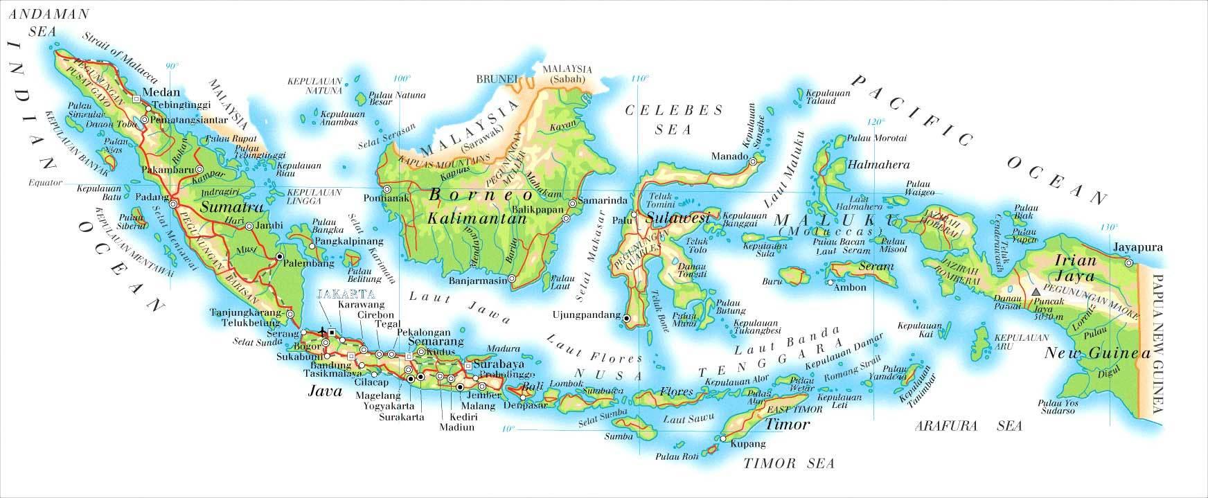 在公历纪元前后,印度尼西亚是海上交通的要冲,居民都为印度人,主要信仰婆罗门教。5世纪初,法显去耶婆提(今苏门答腊及爪哇)时,据他著的《佛国记》所载,当地盛行婆罗门教,但亦有少量的佛教。稍后,印僧求那跋摩赴华,路经阇婆时,已见佛教甚为流行。据中国史籍《宋书》、《南史》和《梁书》的记载,5世纪中叶至6世纪上半叶,苏门答腊、爪哇和巴厘等地已广信佛法,崇仰三宝。7世纪末,在苏门答腊地区建立了室利佛逝王国。中国高僧义净往返印度时都在此落脚,据其所述该地大小乘并举;但从出土的文物看,密教系的观世音菩萨和多罗菩萨信仰也