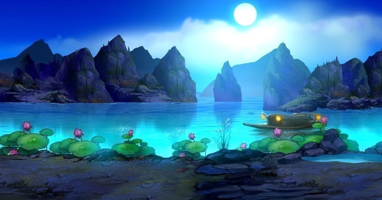 《轩辕剑·格斗版》游戏场景图欣赏