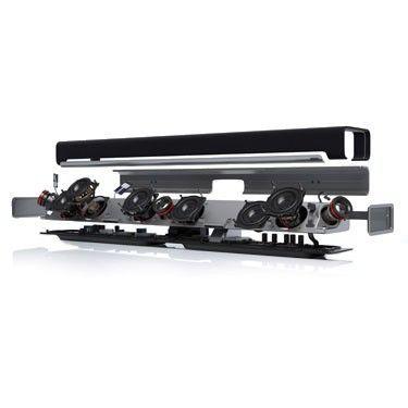 而家庭影院音响系统则主要是由功放及音箱组成的