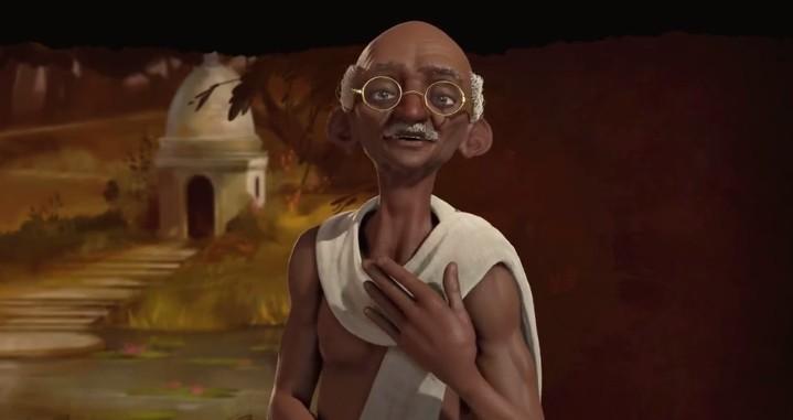 甘地教你做人