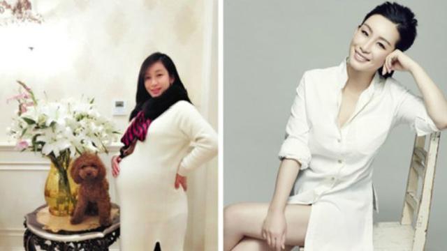 同样孕后超重,秦海璐轻松减重40斤,霍思燕的方法自己都不推荐