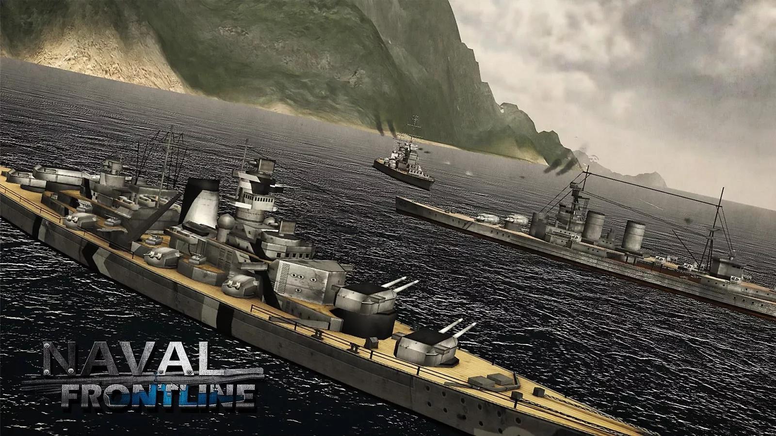 海军最前线 : 意军奇袭截图3