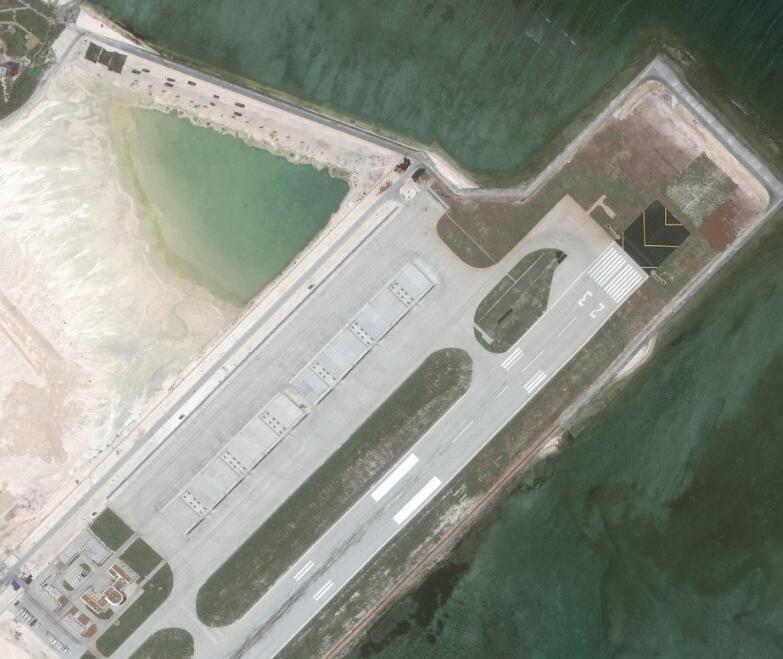 越在南海填岛建跑道:中国建4大岛礁机场完胜 - 一统江山 - 一统江山的博客