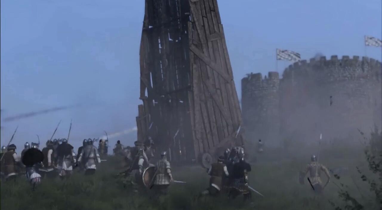 《骑马与砍杀2:领主》演示