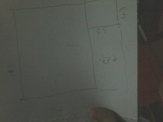 100平方米房子想重新建,需要有个设计图