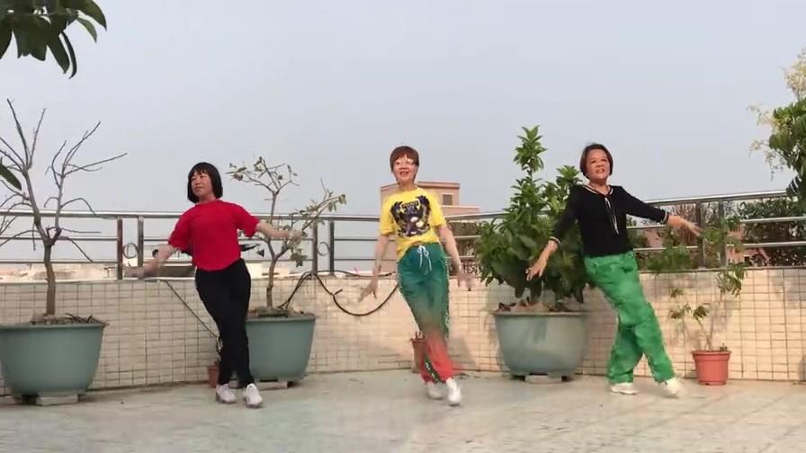 广场舞DJ《最亲的人》2021央视春晚最火的歌,越听越好听