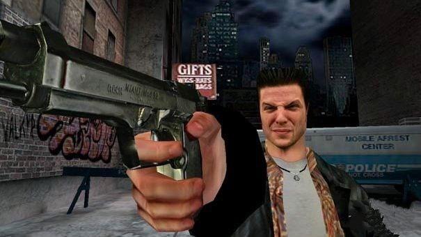 PS4兼容《马克思佩恩》上线