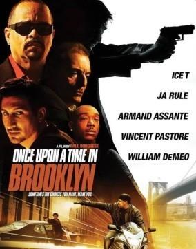 《布鲁克林往事》电影海报