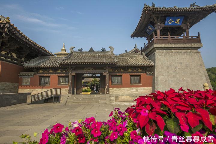 中国第一个规模宏大的石窟群,四大石窟之一,石窟艺术全石化起点