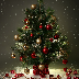 Beautiful Christmas Tree HD Live Wallpapers:
