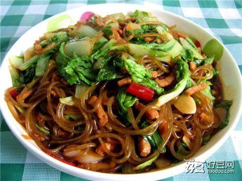 小白菜炒粉条的鸭肉家常香菇做好吃做法大全炖视频有毒吗图片