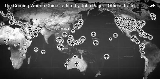 英媒称美用400个军事基地包围中国 准备大规模战争【北京时间】 - 陈后兴 - 陈后兴博客