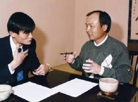 这个日本人投资美国500亿 却说自己的根在中国 - 马骁-v-mzm - 马骁