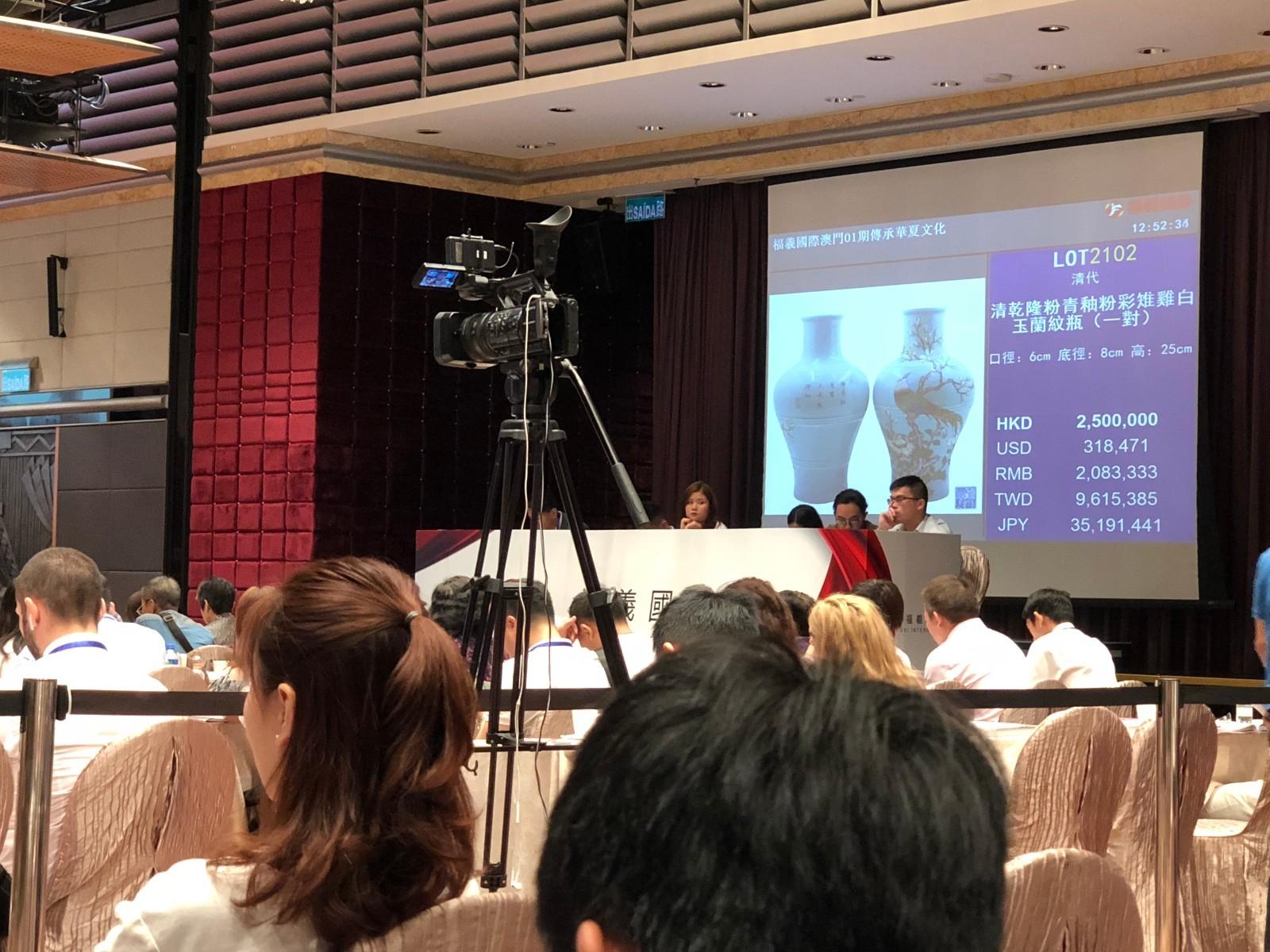 福羲国际拍卖访谈,艺拍市场第四个高潮期将悄然来袭!
