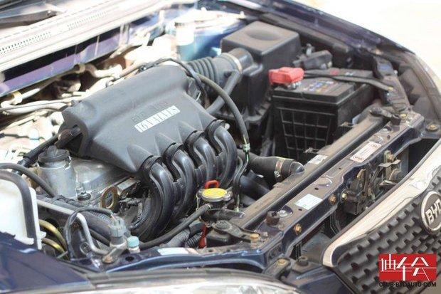 比亚迪f3发动机如何放汽油