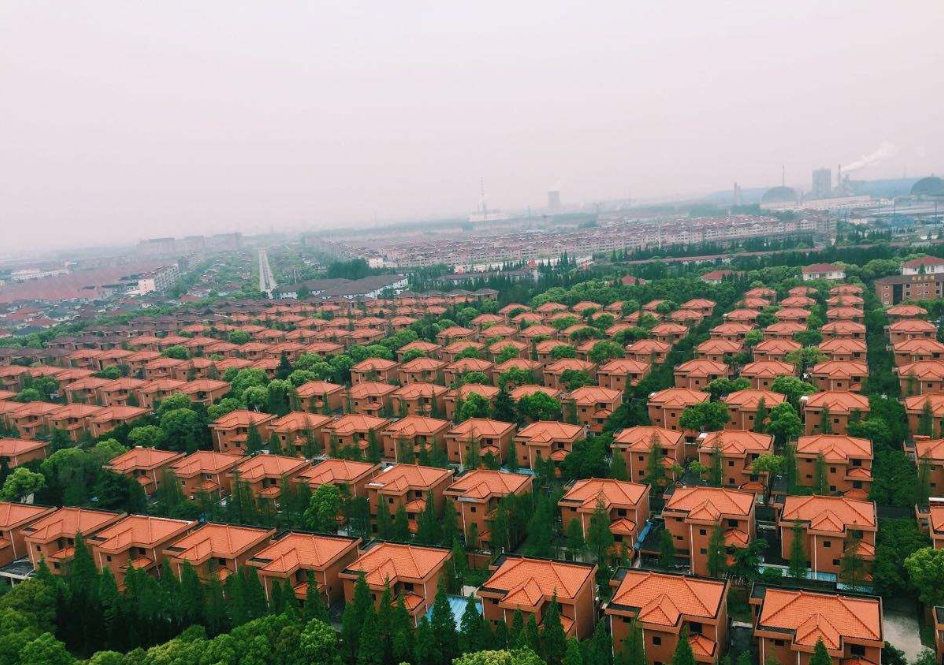 中国首富华西村:村民年入百万,村里别墅成群 - 一同博 - 一同博DE空间