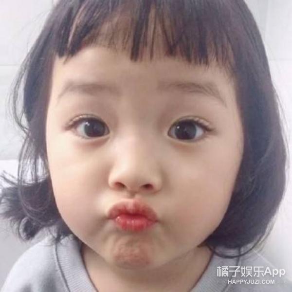 好奇心 正文  这个可爱的小女孩是韩国近年来最受欢迎的宝宝,权律二