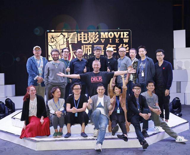 中国电影节70周年,《戛纳面对面》主题活动日360度全解析什么派对恐怖电影图片