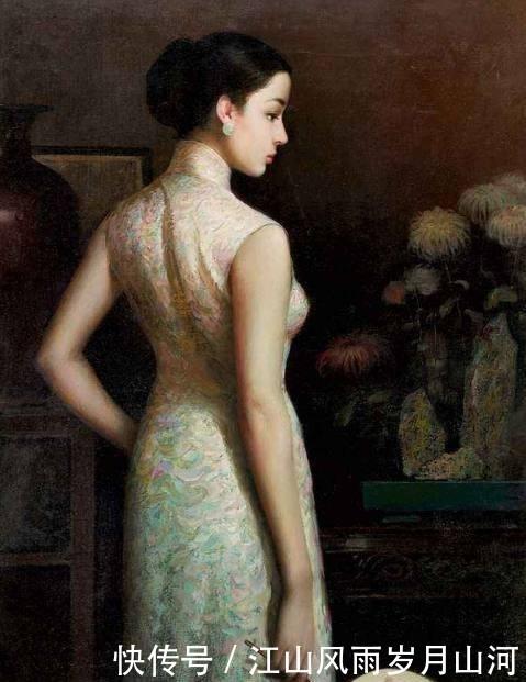 <b>如果有4件旗袍,你会选择穿哪一件?测出你的真实性格</b>