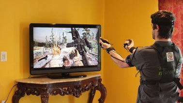 Prio VR体感服正式出货 套装售价约8004元