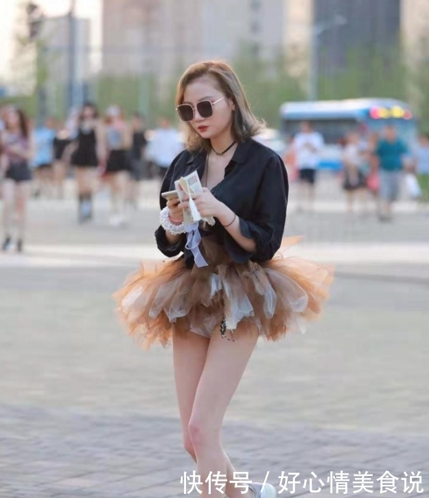 穿搭摄影:你会同意你女朋友这么穿吗?