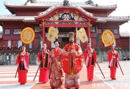 <b>古代的琉球王国用的是中文还是日文?</b>