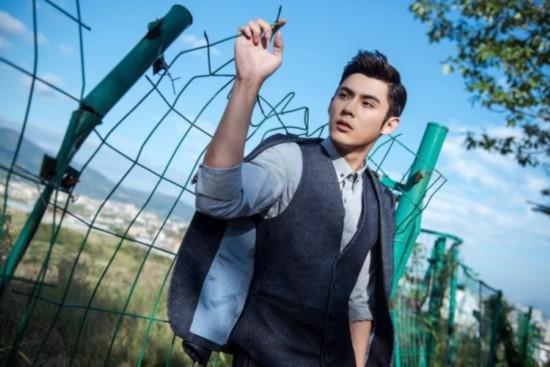 陈奕收官的电视剧《不一样的美男子2》于昨日正式出演.寇老西儿电视剧主题曲图片