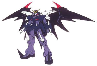 XXXG-01D2地狱死神高达·改