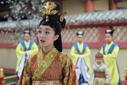陆贞传奇陈国公主扮演者_360问答