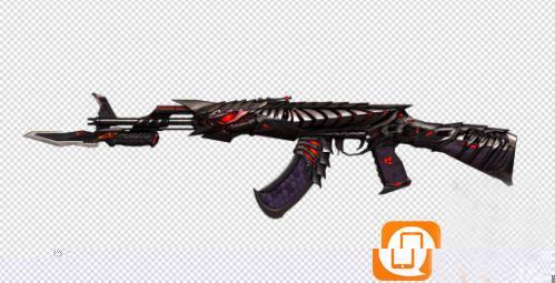 CF手游新武器AK47-黑武士属性介绍