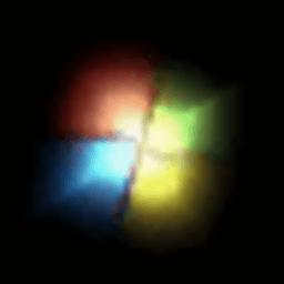 Windows7开机动画壁纸