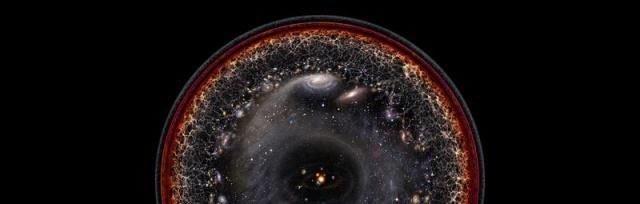 宇宙是什么样子爱因斯坦早已给出答案,人类看到的宇宙全是假象