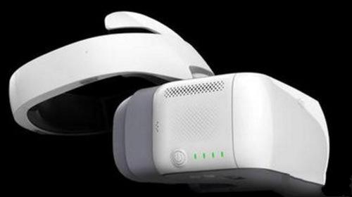 随身无人机秒变VR头显
