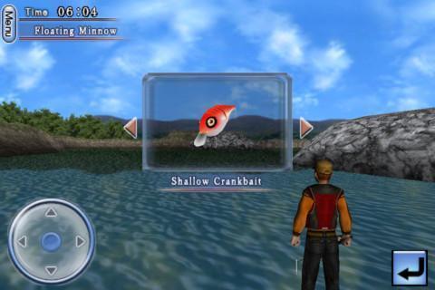 3D鲈鱼钓场 Bass Fishing 3D on the Boat截图2