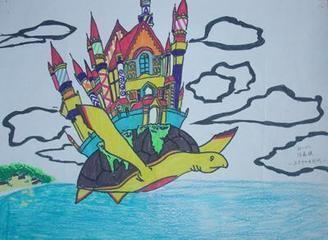 六年级的科幻画,要有意义,快 给一点灵感