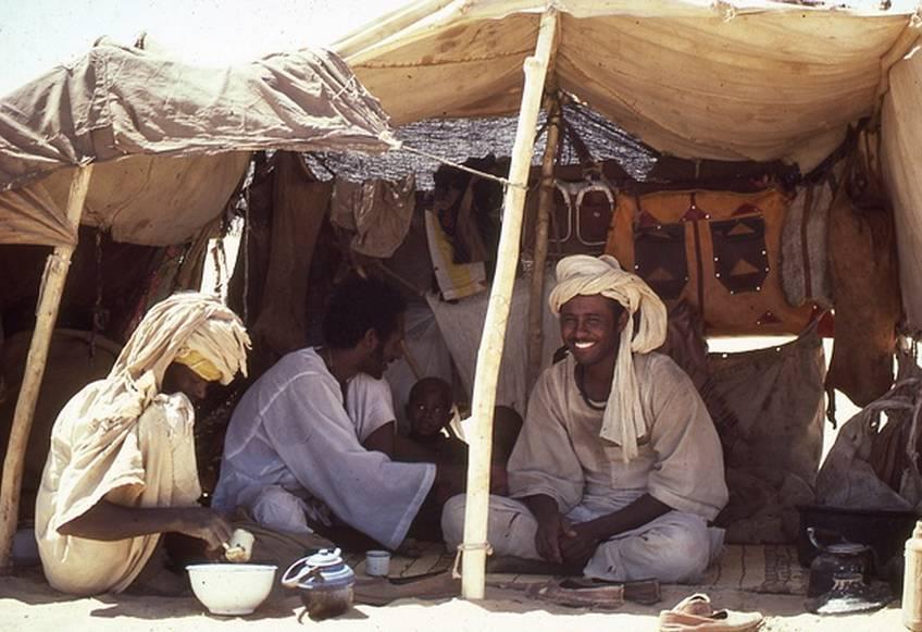 发现石油之前的沙特过着什么样的生活 - 缘分- 欢迎诸位朋友珍惜一份美丽的相遇,珍藏