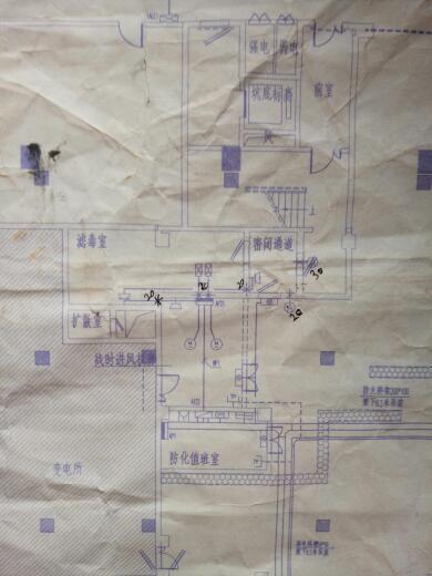 人防图纸v人防地下室的一部分支线,密闭图纸的4怎么仙剑获得这是通道