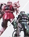 HGMS-06S&MS-06扎古II