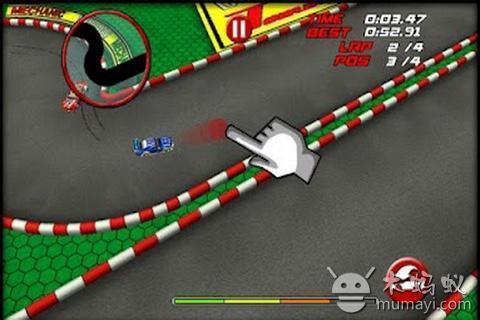 遥控迷你赛车 RC Mini Racing截图4