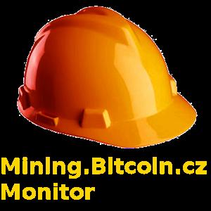 Mining.Bitcoin.cz Monitor