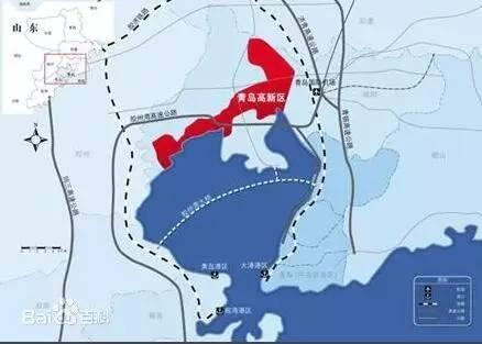 说起青岛的高新区,青岛银马上能想到红岛经济区吧,想到红岛街道和河套