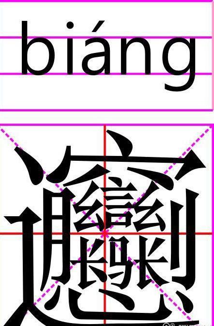 中国最多笔画的字
