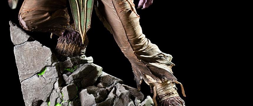 暴雪商城即将上架《魔兽世界》伊利丹雕塑