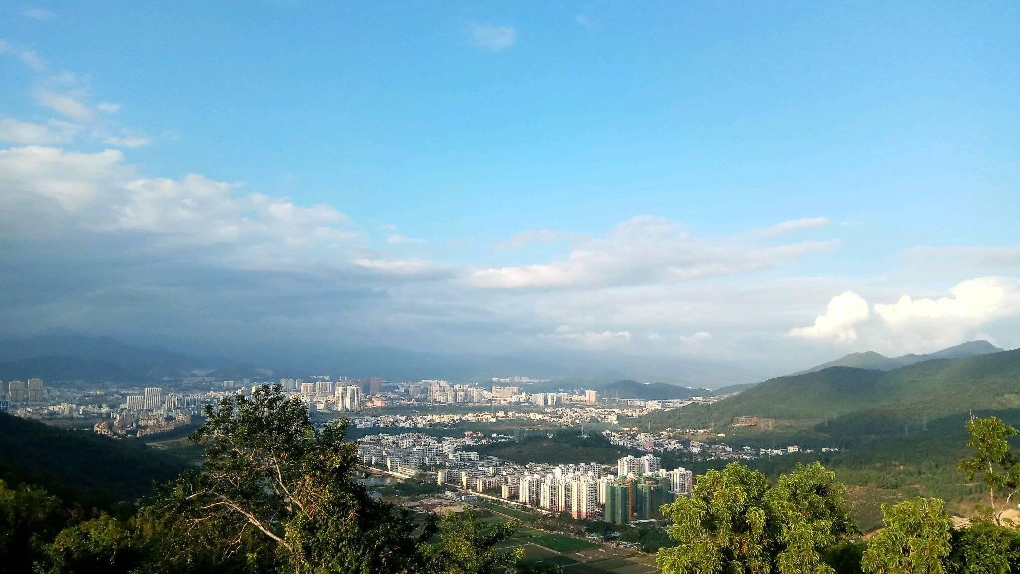 三亚临春岭森林公园游记