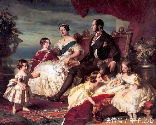 <b>她是维多利亚女王,在位64年,丈夫是她表弟,子孙遍及欧洲王室</b>