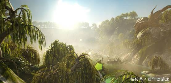 《ATLAS》超硬核DLC黑森林登场,探索这里你需要准备这些东西