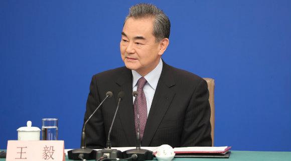 国务委员兼外交部长王毅答记者提问